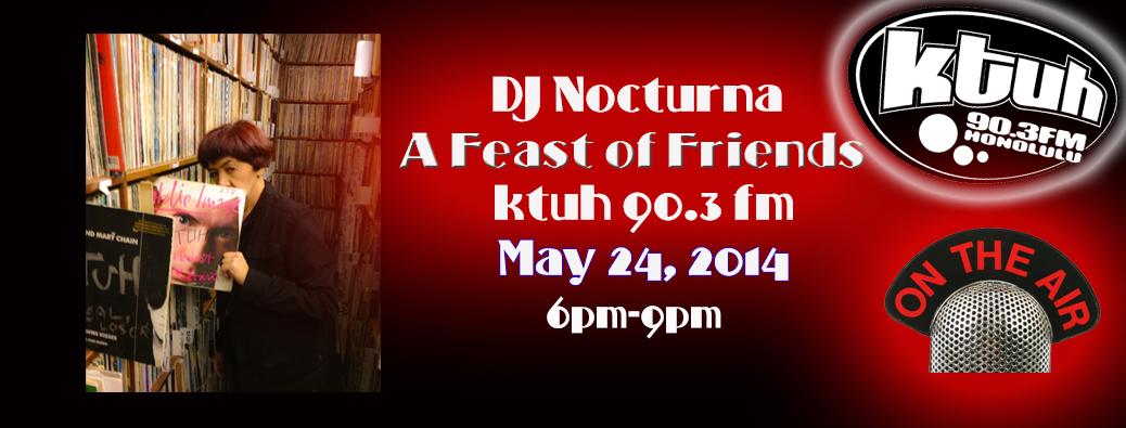 DJ Nocturna's playlist